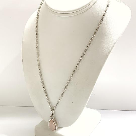 Other GORGEOUS!! Pink Stone Necklace Image 4