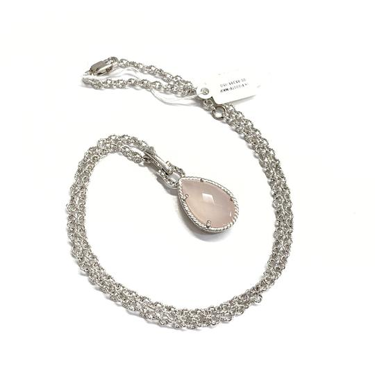 Other GORGEOUS!! Pink Stone Necklace Image 5