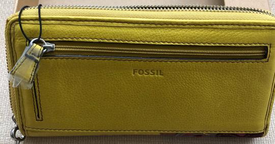 Fossil Fossil Leather Wallet Image 4