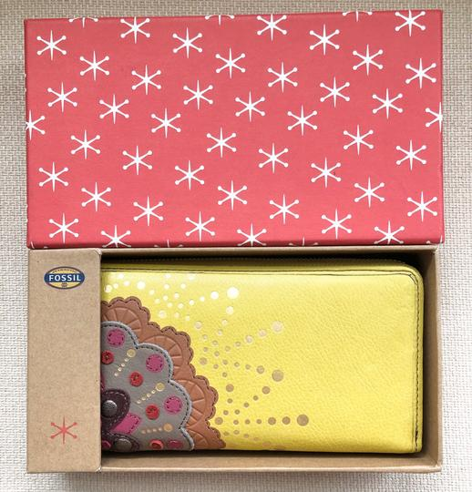 Fossil Fossil Leather Wallet Image 5