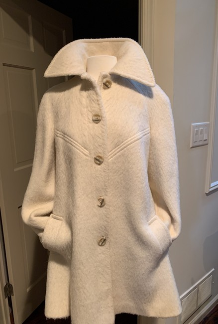 European Design Pea Coat Image 2