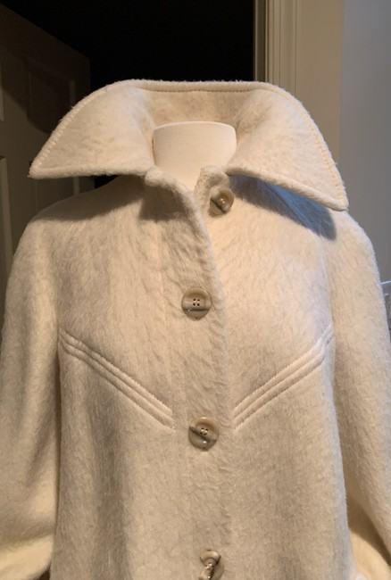European Design Pea Coat Image 3