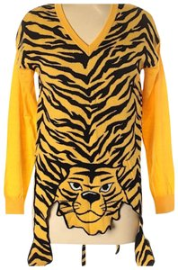 Moschino #intarsia #tiger #top Sweater
