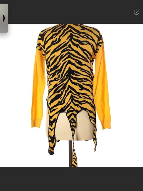 Moschino #intarsia #tiger #top Sweater Image 1