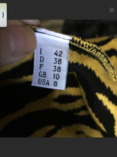 Moschino #intarsia #tiger #top Sweater Image 3