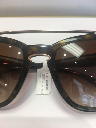 Valentino Valentino Women's VA 4002 Fashion Square Sunglasses Image 6