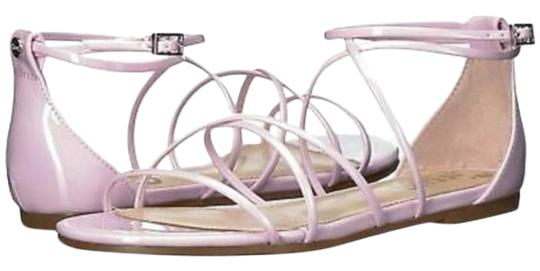 Circus by Sam Edelman Casual Flat Light Pink Sandals Image 0