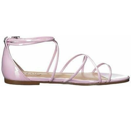 Circus by Sam Edelman Casual Flat Light Pink Sandals Image 1
