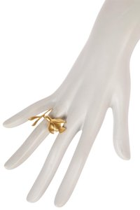 Tory Burch Tory Burch Metallic Dove Ring