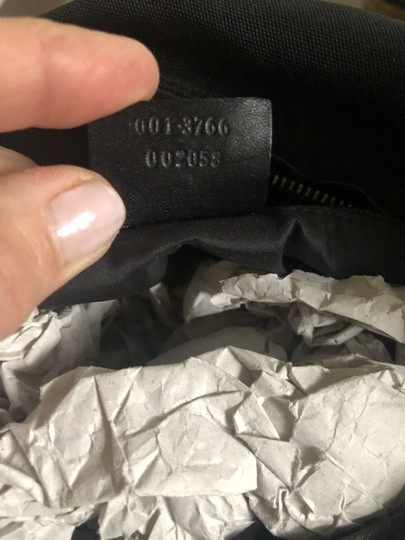 Gucci Satchel in Black Image 2