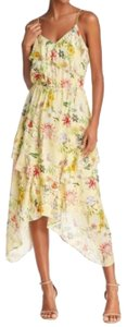 yellow Maxi Dress by Parker