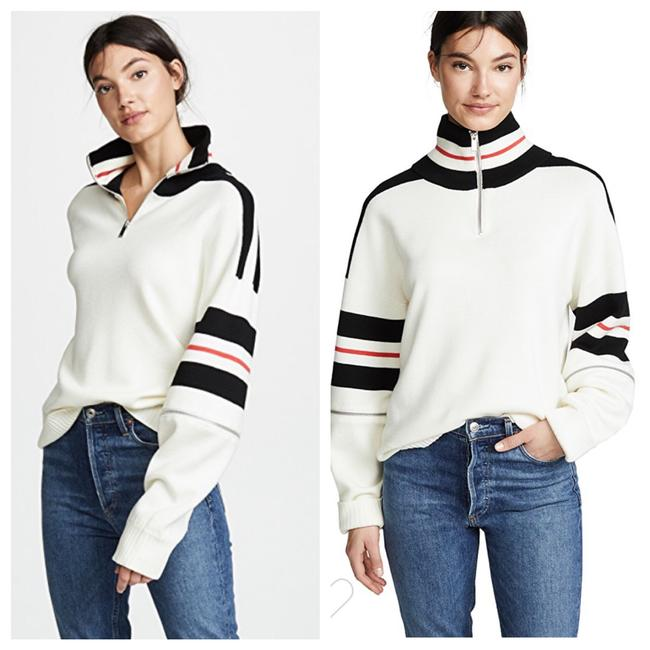 Preload https://img-static.tradesy.com/item/26530759/currentelliott-the-wool-turtleneck-zippers-off-white-sweater-0-0-650-650.jpg