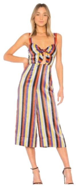 Preload https://img-static.tradesy.com/item/26530762/house-of-harlow-1960-multicolor-lolita-striped-romperjumpsuit-0-1-650-650.jpg