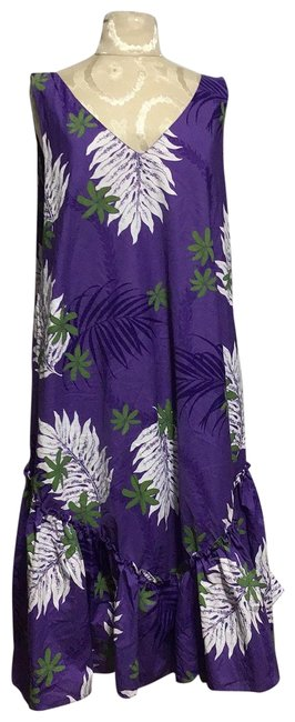 Preload https://img-static.tradesy.com/item/26530807/hilo-hattie-purple-muu-muu-long-casual-maxi-dress-size-16-xl-plus-0x-0-1-650-650.jpg