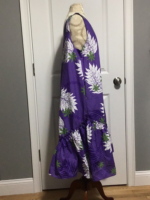 purple Maxi Dress by Hilo Hattie Image 1