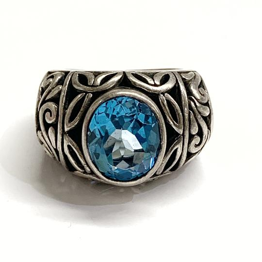 Preload https://img-static.tradesy.com/item/26530914/sterling-silver-and-blue-stone-ring-0-0-540-540.jpg
