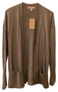 Michael Kors Michael By New Tags Sweater Cotton Cardigan