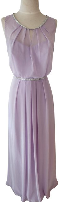 Item - French Lilac Style # Jp1015 Long Formal Dress Size 8 (M)