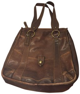 Caterina Lucchi Satchel in Brown