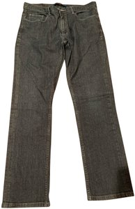 Perry Ellis Straight Leg Jeans-Dark Rinse