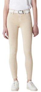AG Adriano Goldschmied Slim Cigarette Cropped Tights Jeggings Skinny Jeans