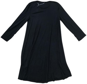 Raquel Allegra short dress Black on Tradesy
