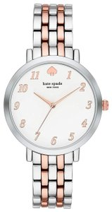 Kate Spade NWT monterey three-hand two-tone alloy watch KSW1560