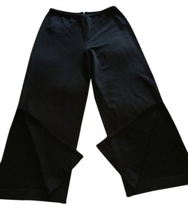 Tadashi Super Flare Pants Black