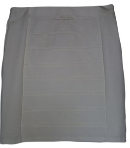 White House Black Market Skirt Cream