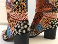 Dior Multicolor Patchwork Beaded Peace and Love Boots/Booties Size EU 39 (Approx. US 9) Regular (M, B) Dior Multicolor Patchwork Beaded Peace and Love Boots/Booties Size EU 39 (Approx. US 9) Regular (M, B) Image 10