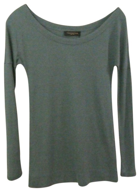 Item - Green Viscose New with Tags Tee Shirt Size 8 (M)