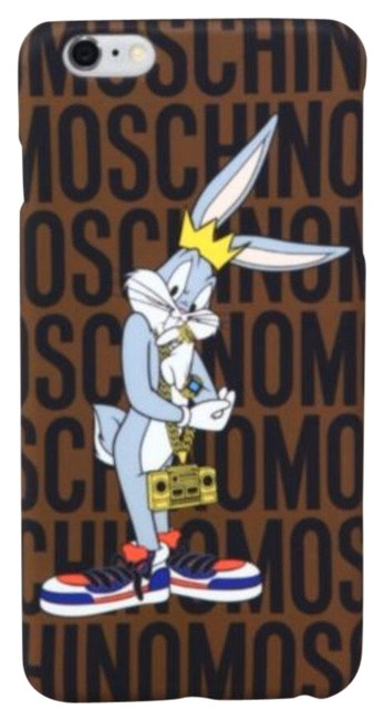 Item - Multicolor Aw15 Couture Jeremy Scott Looneytunes Bugs Bunny Case For Iphone 6 Plus Tech Accessory