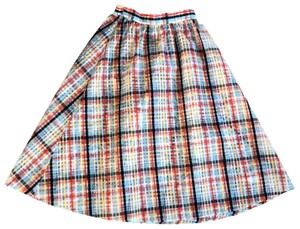 Urban Outfitters Skirt plaid