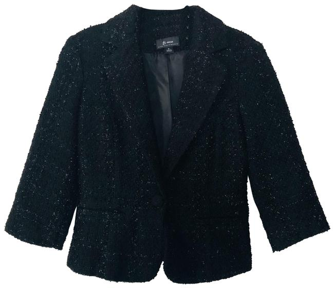Item - Tweed Cropped Blazer Size 4 (S)
