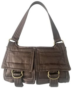 Kooba Leather Leather Genuine Leather Purse Shoulder Bag