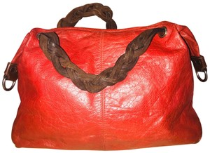 Tano Satchel in Red