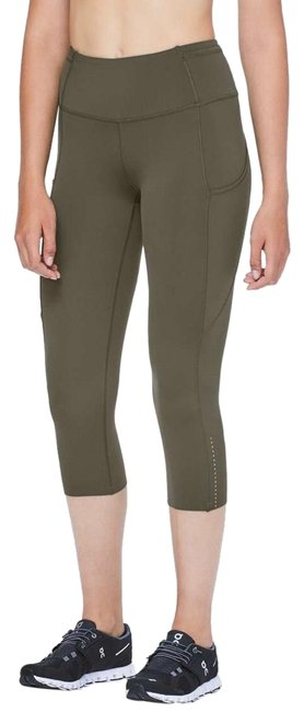 Item - Olive Fast and Free Activewear Bottoms Size 2 (XS)