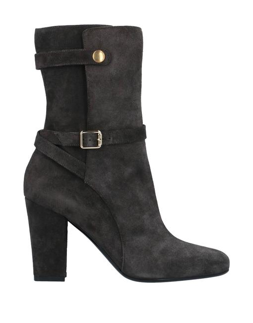 Item - Asphalt Grey Mitiu Suede #g07ac069 Boots/Booties Size US 8 Regular (M, B)