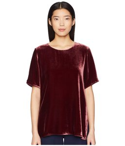 Eileen Fisher T Shirt red