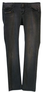 Buffalo David Bitton Skinny Jeans-Distressed