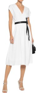 Narciso Rodriguez short dress White on Tradesy