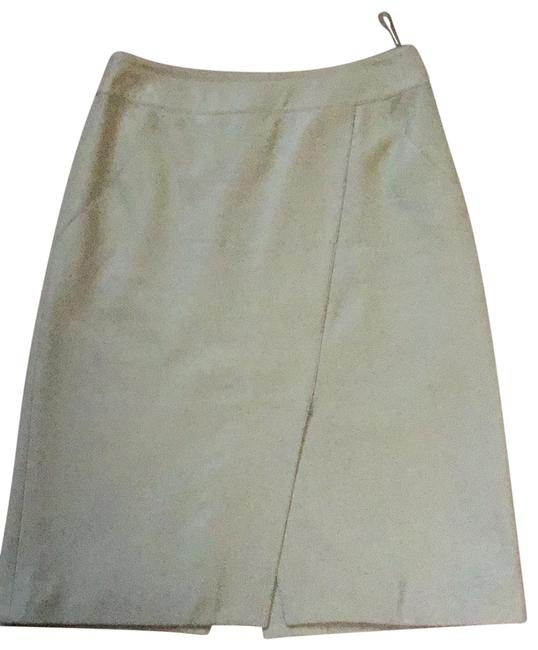 Item - Mint Green Leather Skirt Size 6 (S, 28)