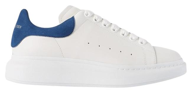 Item - Two-tone Suede-trimmed Leather Exaggerated-sole Sneakers Size EU 36 (Approx. US 6) Regular (M, B)