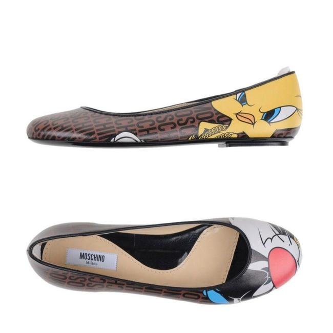 Item - Multicolor Aw15 Couture Jeremy Scott Looney Tunes Bugs Ballet Flats Size EU 36 (Approx. US 6) Regular (M, B)