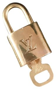 Louis Vuitton Louis Vuitton Lock & Key for Speedy Alma Elipse Keepall
