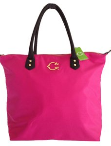 C. Wonder Tote in Hot Pink