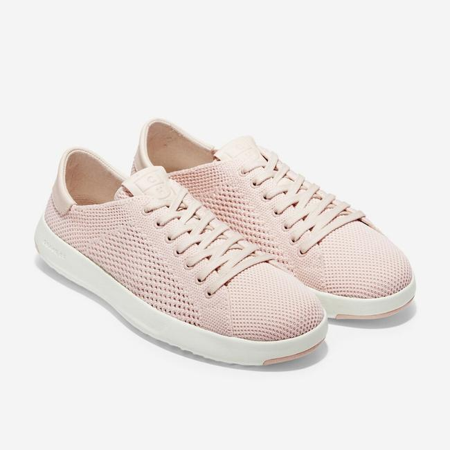 Cole Haan Peach Blush Grandpro Tennis Sneakers Size US 8 Regular (M, B) Cole Haan Peach Blush Grandpro Tennis Sneakers Size US 8 Regular (M, B) Image 1