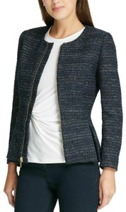 DKNY Wool Blue Blazer