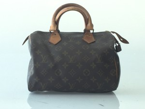 Louis Vuitton Totes Satchel in Monogram