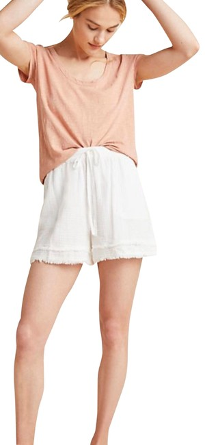 Item - Lavender Marie Frayed Cover Up Shorts Size 4 (S, 27)